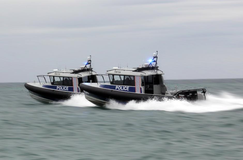 Shoreline Marine Fabrication - Boat Builder - 10m Patrol Vessel