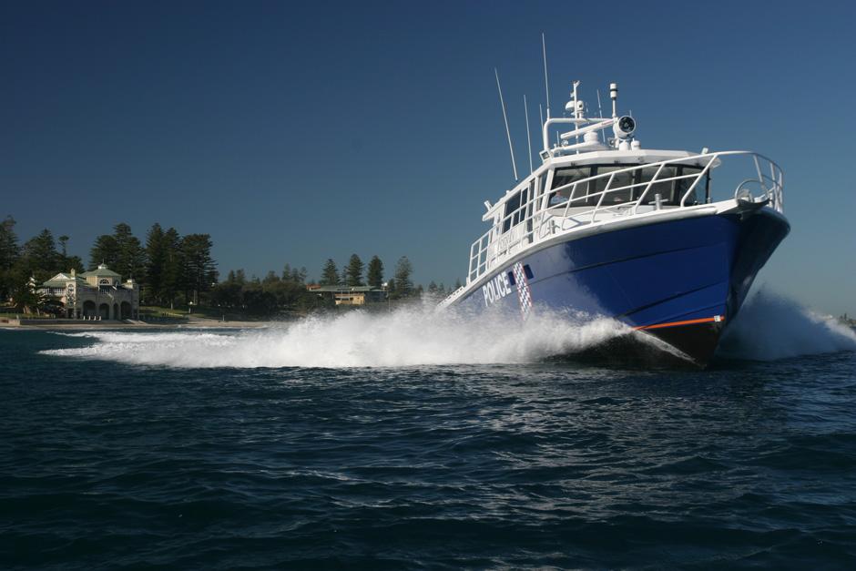 Shoreline Marine Fabrication - Boat Builder - 18m Patrol Vessel
