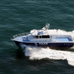 Shoreline Marine Fabrication - Boat Builder - 18m Patrol Vessel