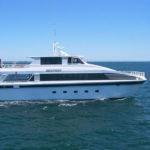 Shoreline Marine Fabrication - Boat Builder - 24m Catamaran