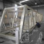 Shoreline Marine Fabrication - Fabrication - Gangways