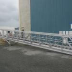 Shoreline Marine Fabrication - Custom Boat Builder - Gangways