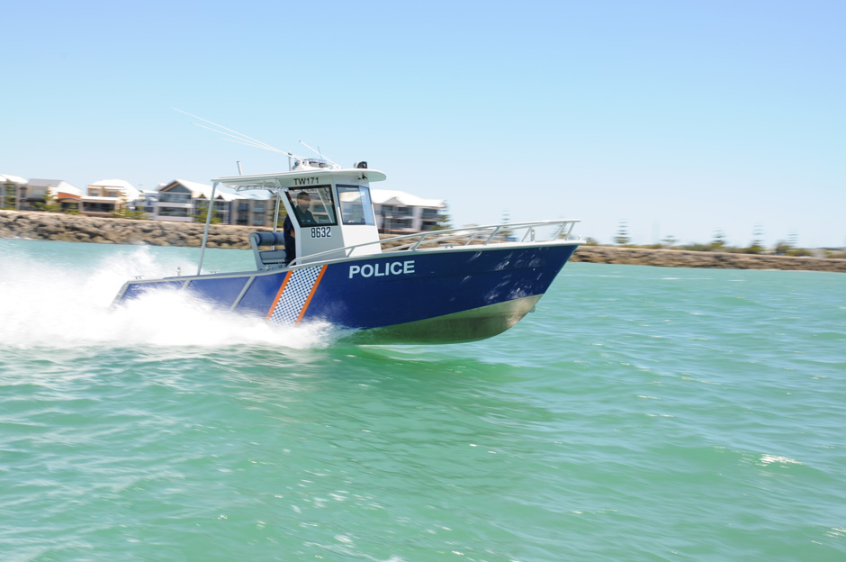Shoreline Marine Fabrication - Boat Builder - Jet Boat