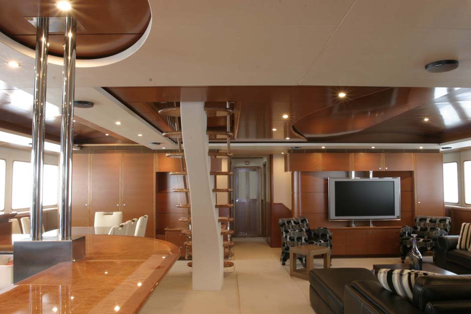 Shoreline Marine Fabrication - Boat Builder - 30m Cruising Catamaran