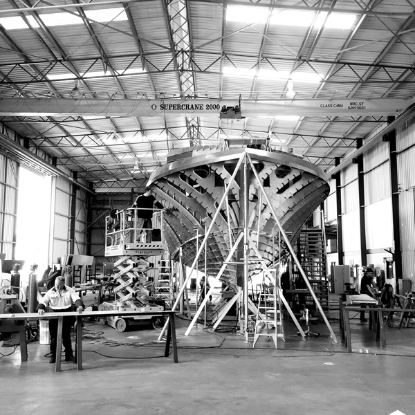 Shoreline Marine Fabrication - Boat Builder WA